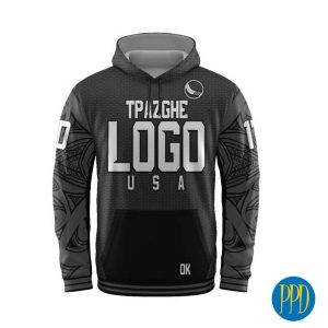 sublimated jersey hoody for New York and New Jersey business marketers that use promotional products.