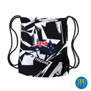 custom sublimated book bags